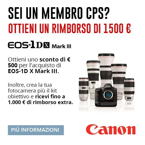 CANON PROMO EOS 1DX MKIII