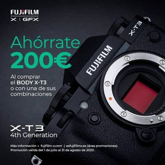 FUJILM X-T3/X-T4