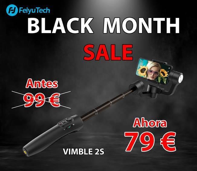 FEIYUTECH BLACK FRIDAY VIMBLE 2S