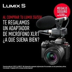 LUMIX S 5 REGALO