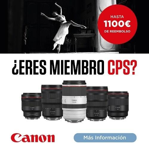 CANON 1100€ DESCUENTO CPS