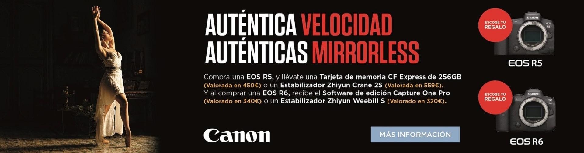 CANON PROMO R5 R6