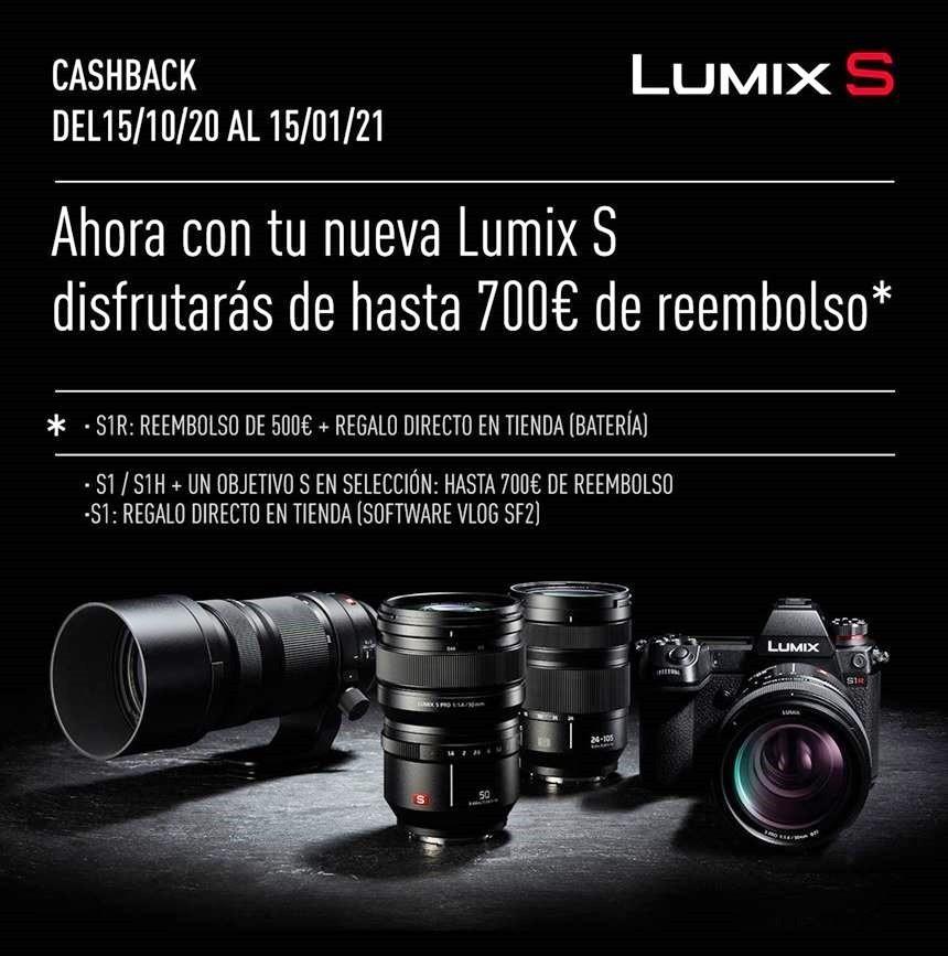 LUMIX CASHBACK €700