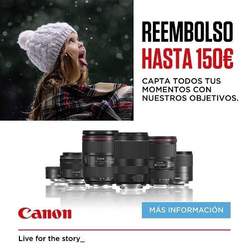 CANON REEMBOLSO
