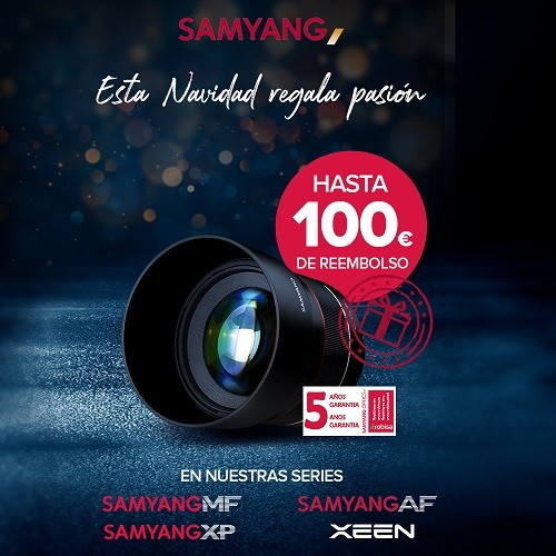 Samyang Promo